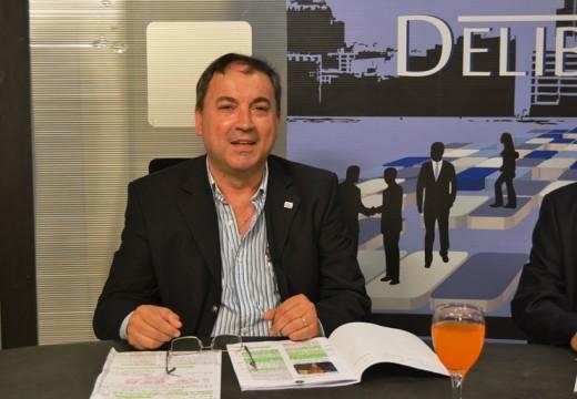 Ruben Montapponi, balance de trabajo sobre adicciones.