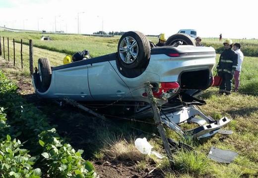 Accidente en Ruta 178.