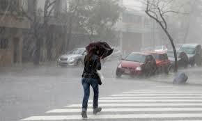 Alerta Meteorológico para este fin de semana.