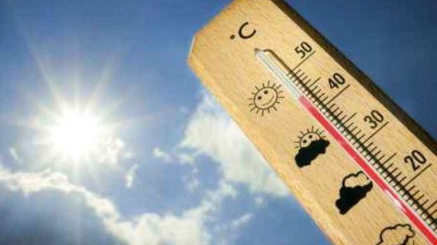 Empieza a subir la temperatura y anticipan ola de calor.