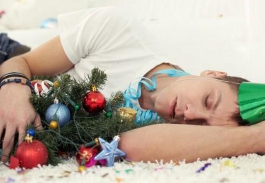 Cómo recuperarse de los excesos de Nochebuena.