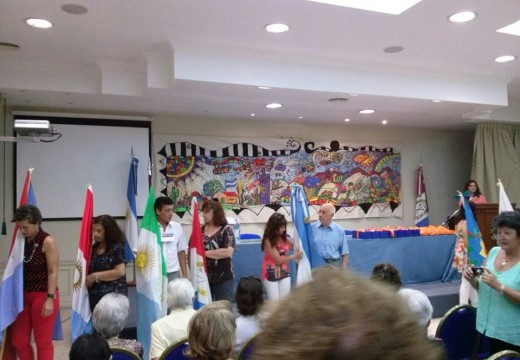 Con gran éxito culminó el 37° Encuentro de Docentes Rurales.