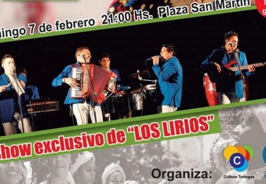 Domingo 7 de febrero Carnaval en Tortugas.