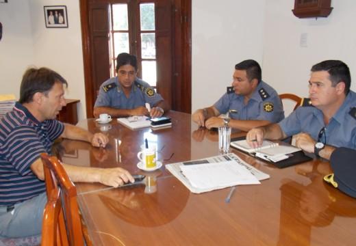 La Comuna de Correa avanza en políticas de seguridad.
