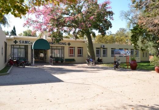 El Ministerio de Salud provincial convocó a paritarias para el próximo lunes.