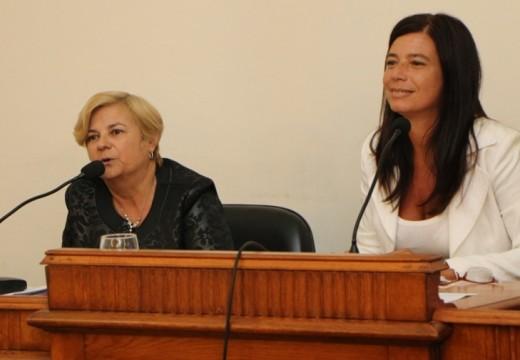 La intendenta Clerici abrio las sesiones ordinarias del concejo municipal.