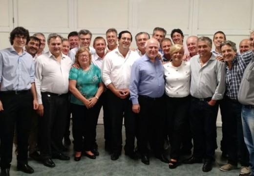 Nueva Reunión del Foro de Intendentes Justicialistas en la ciudad de Santa Fe.