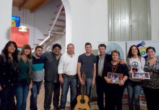 Correa. El Consejo de Cultura lanzó «Dale Arte»