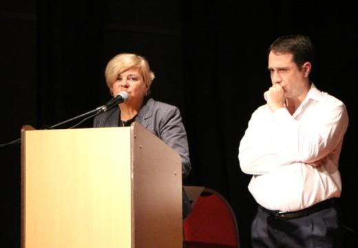 En Cañada se presentó un documental inédito con testimonios de víctimas de la dictadura.
