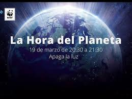 Armstrong se suma a la Hora del Planeta 2016.