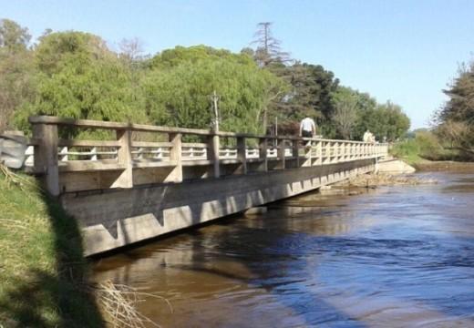 Habilitaron el puente de ruta 9 y el rio Carcarañá.