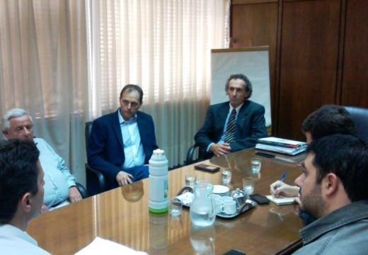 ACA confirmó millonaria inversión en parque industrial de Cañada de Gómez.ACA confirmó millonaria inversión en parque industrial de Cañada de Gómez.
