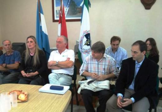 La Cooperativa de Integración Regional se reunió en Totoras por el gas.