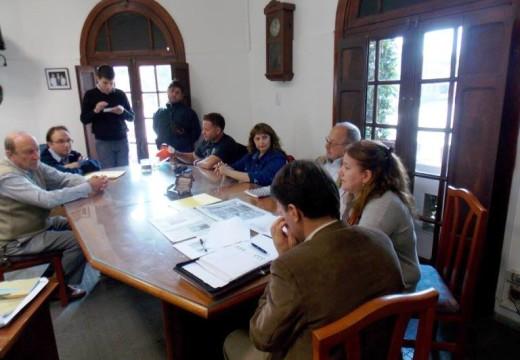 Correa. El Concejo Ambiental mantuvo su segundo encuentro.