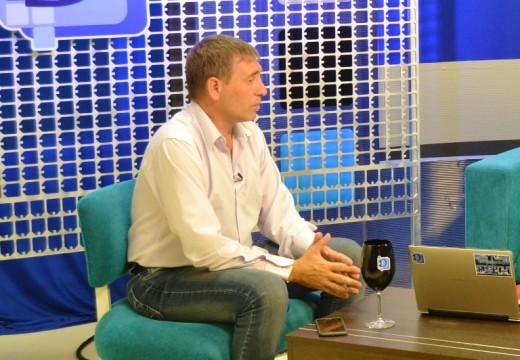 Horacio Compagnucci habla sobre avances y proyectos para Las Parejas.