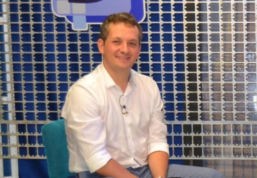 Diego Mansilla, parlamentario de Mercosur en Deliberando.