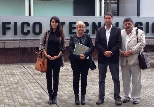 Cañada de Gómez. Avance para la concreción del Centro Tecnológico del Mueble.