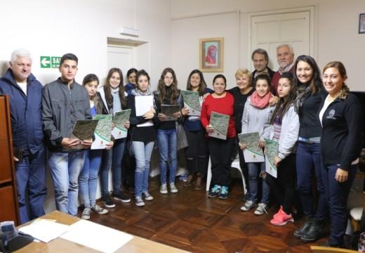 Cañada de Gómez.Diez jóvenes ingresaron a la casa del estudiante.