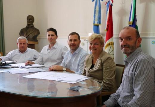 Gestiones para radicacion de planta de reciclado de polietileno mas grande del país en Cañada.
