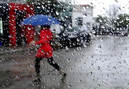 Alerta meteorológico del 31-03-2016.
