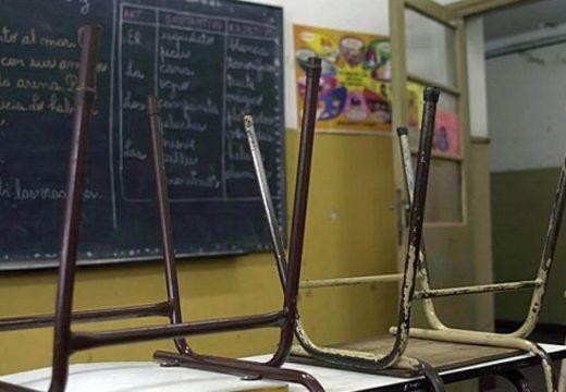 Este lunes no habrá clases en escuelas públicas y privadas.