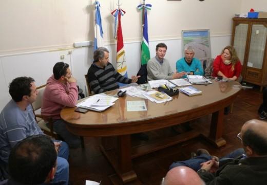 Cañada de Gómez. Casalegno fue elegido presidente de la comisión municipal del deporte.
