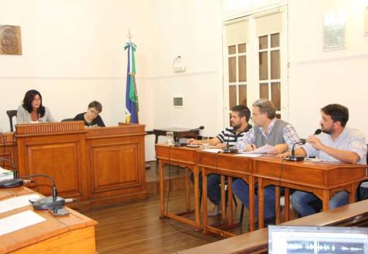 Cañada de Gómez. Reclaman fondos para la Red Vial Comunal.