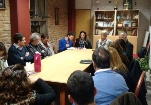 Cañada de Gómez. Se presentó el programa de prevención de adicciones.