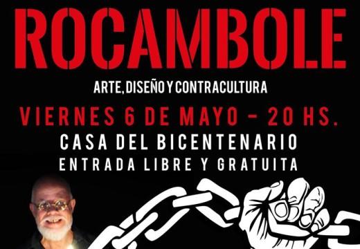 Cañada de Gómez. Presentación del libro Rocambole.