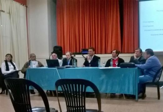 Se celebró la 54º Asamblea General Extraordinaria de la Coop. de Obras y Serv. Públicos.