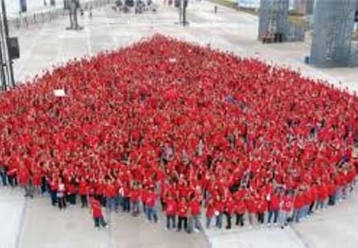 Armstrong. Jornada de Concientización en la Donación de Sangre.