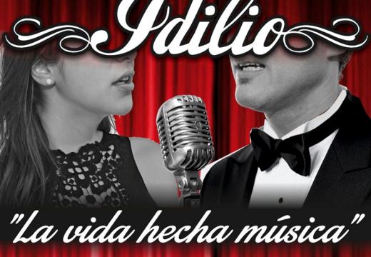 """El espectáculo """"Idilio"""" vuelve al escenario."""