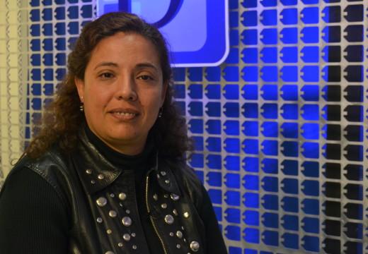 Deliberando, hoy la intendenta de Carcarañá, Lic. Veronica Schuager.
