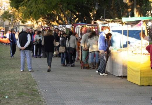 Cañada de Gómez. Se desarrolla la XII Edicion de la Feria Nacional de Artesanos.