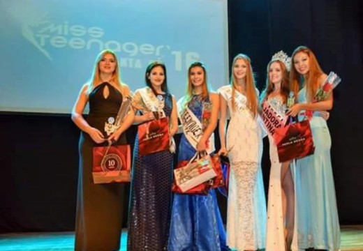 RAGAZZA MODELS AGENCY de Casilda presenta las ganadoras Miss Teenager 2016.