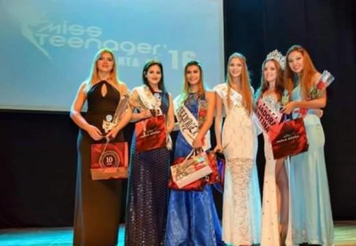 RAGAZZA MODELS AGENCY de Casilda presenta las ganadoras Miss Teenager 2016.