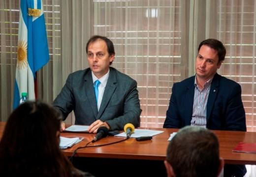 Cañada de Gómez. Se presentó el proyecto de Ley de Pequeñas Causas de Narcotráfico.