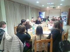Reuniones de Comisión Directiva del Centro Industrial de Las Parejas.