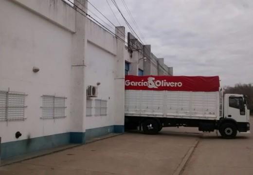 Importante robo en Armstrong a la firma García Olivero.