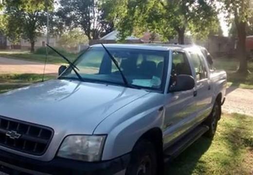 Robaron dos vehículos de Armstrong en Cañada de Gómez.