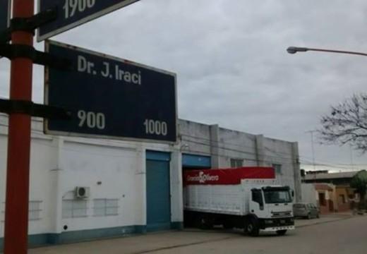 Más detalles del robo a la empresa García Olivero en Armstrong.