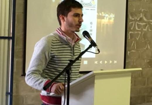 """Mario Ramos: """"Estamos apostando a fortalecer el rol de los directores en las escuelas de la Región V""""."""