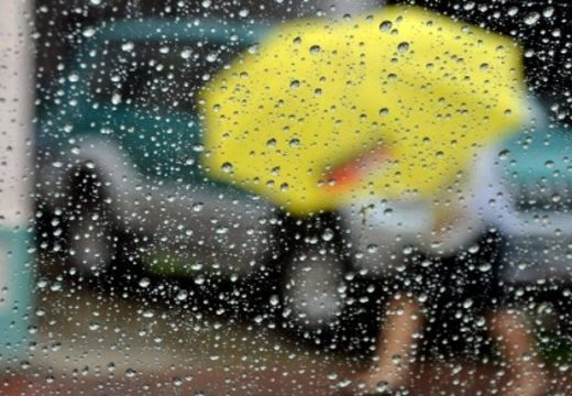 Llegó julio y… Hay lluvia para rato.
