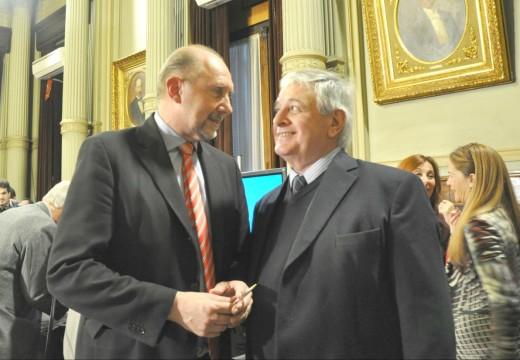 Avanza el proyecto del senador Perotti para desarrollar la industria de la maquinaria agrícola.