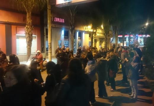 Cañada de Gómez. Marcha contra el tarifazo.