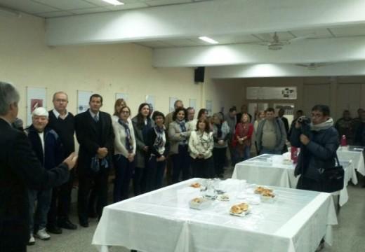 Cañada de Gómez. El Centro Económico celebro 78 años de labor.