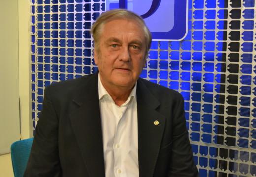 Augusto Fischer: «Luchar contra el delito es prioridad».