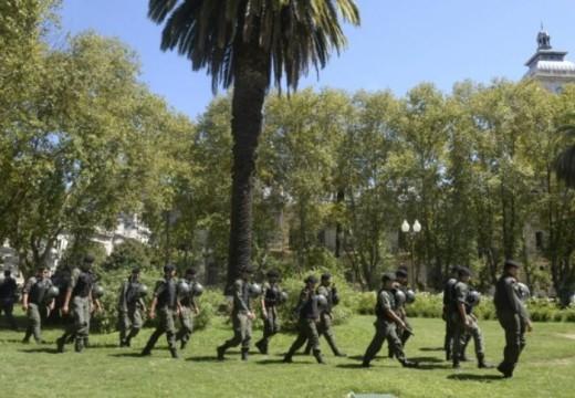 Nación destinará 1.500 gendarmes al Gran Rosario para combatir la inseguridad.