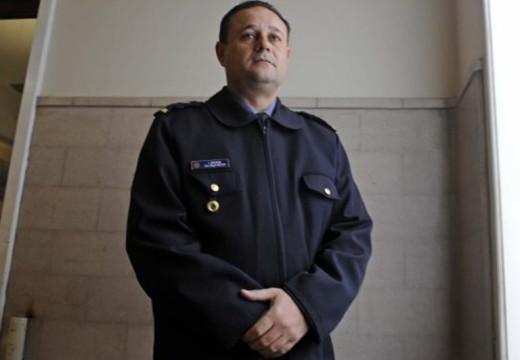 Investigan denuncia contra el jefe de policía provincial por «abuso de autoridad».