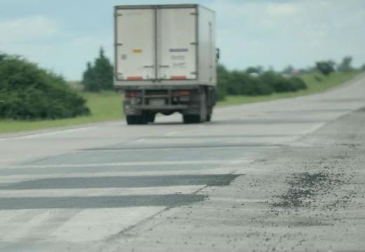 Correa y Carcarañá:  Vecinos marcharán reclamando mejora de la ruta 9.
